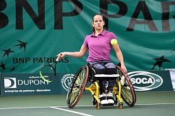 Wrexham Wheelchair Tennis Tournament